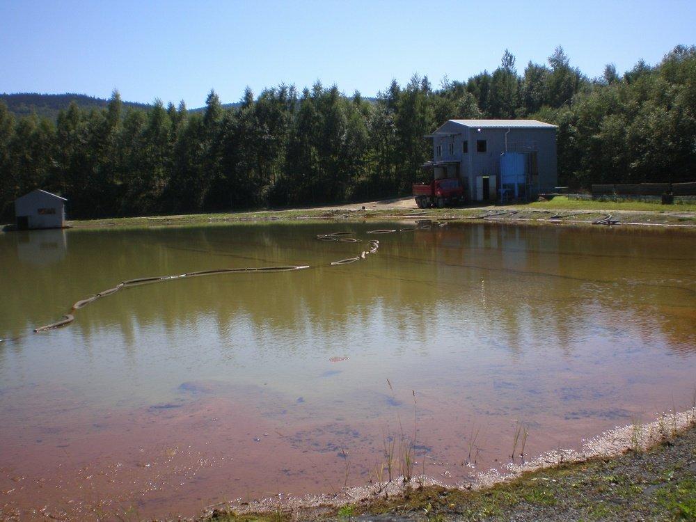 Cleaning of lake RD Jesenik<br />